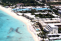 Overall economic activity in the Cayman Islands' grew by an estimated 1.6 percent in the first nine months of 2015.