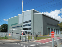 Exeter Energy Recovery Facility, UK, similar to the waste to energy plant which may be built in Grand Cayman.