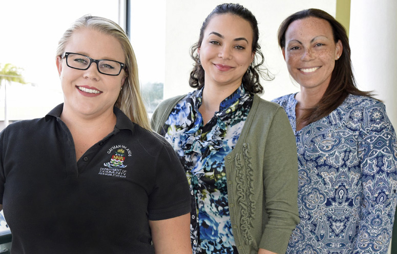 DCR is proud to announce the recent promotion of three successful local employees.