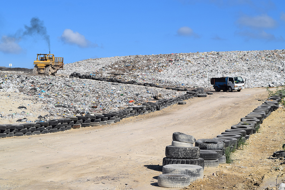 George Town landfill