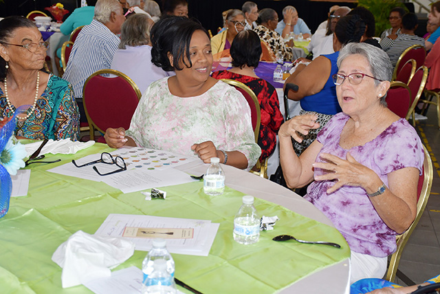 Easter Programme Supports Elders