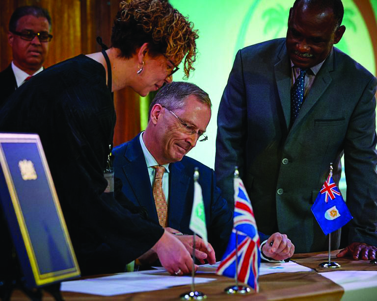 With the formation of the COO, the Cayman Islands will continue to strengthen positive regional and international relationships for enhanced border protection.