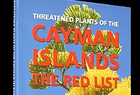 Cover of new book about Cayman.