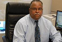 Director Designate, Hazard Management Cayman Islands (HMCI) McCleary Frederick.