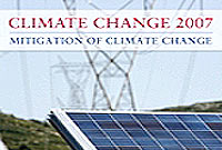 A 2007 report from the Intergovernmental Panel on Climate Change.