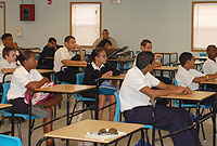 Cayman's high school students are in for a dramatic change.