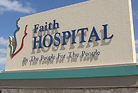 A new, improved Faith Hospital on Cayman Brac.