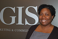 GIS' newly confirmed Chief Information Officer Angela Piercy.