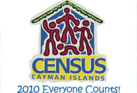 The Census 2010 official logo