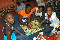 Parents and children had fun during the Family Board-Games Night, held at Hobbies and Books at Grand Harbour on 13 May.