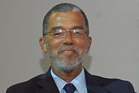 University College of the Cayman Islands President Roy Bodden