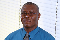 Cayman Islands National Weather Service (CINWS) Director General Fred Sambula