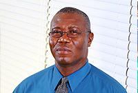 Cayman Islands National Weather Service Director General Fred Sambula
