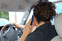 Remember: driving and speaking or texting on a hand-held cell phone is against the law in the Cayman Islands now.