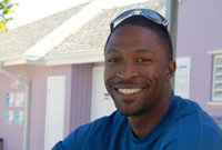 Coach Chester Hurlston is the latest addition to the Cayman Islands Swim School.