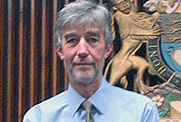 New Court Administrator, Mr. Kevin McCormac, OBE