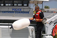 RCIPS Special Constables volunteer their invaluable service in many areas of operation, including the Marine Unit.