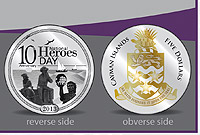 2013 National Heroes Day Commemorative Coin