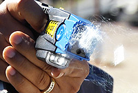 Tasers are the newest weapons that the RCIPS will employ in its fight against crime.
