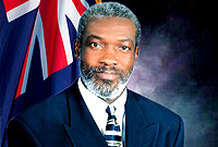 Cabinet Secretary - Mr. Orrett Connor, MBE, JP